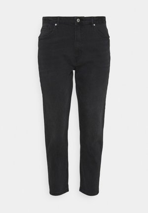 CARENEDA  - Džíny Straight Fit - black/washed
