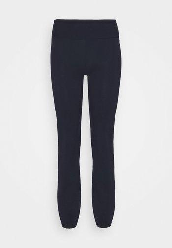 JOGGER PANTS - Pantaloni sportivi - night blue