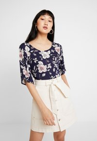 ONLY - ONLSALLY - Blouse - night sky - 0