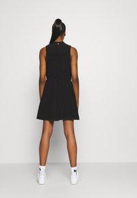 Puma Golf - NEWPORT DRESS - Sports dress - black - 2