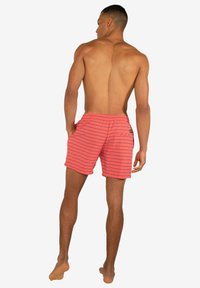 Protest - SHARIF - Swimming shorts - deep coral - 3