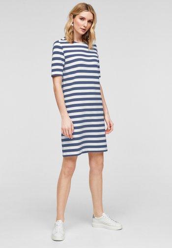 Vestito estivo - blue stripes