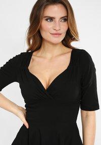 Collectif - TRIXIE - Day dress - black - 3