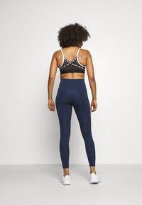 Nike Performance - ONE - Tights - midnight navy/black - 2