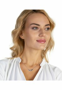 JETTE - Necklace - silber - 0