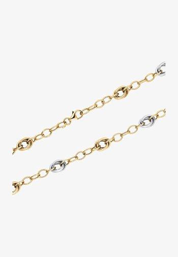 Necklace - gold/weißgold