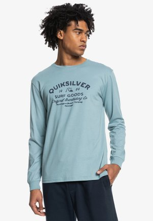 CLOSED TION  - Long sleeved top - citadel blue