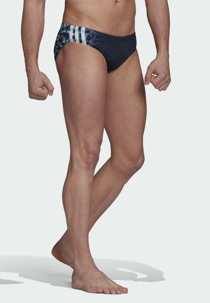 adidas Performance - PRO PLACE - Swimming briefs - blue