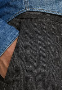 Jack & Jones PREMIUM - Trousers - dark grey - 3