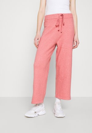 MAJA TROUSERS - Tracksuit bottoms - pink
