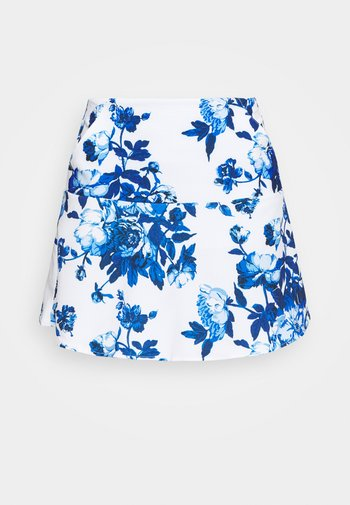 Sports skirt - porcelain