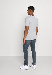 G-Star - 5620 3D ZIP KNEE SKINNY - Jeans Skinny Fit - elto novo superstretch/worn in smokey night - 2