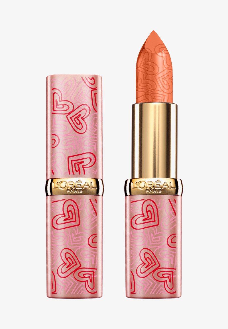 L'Oréal Paris - COLOR RICHE SATIN LIMITED EDITION - Lipstick - 235 nude