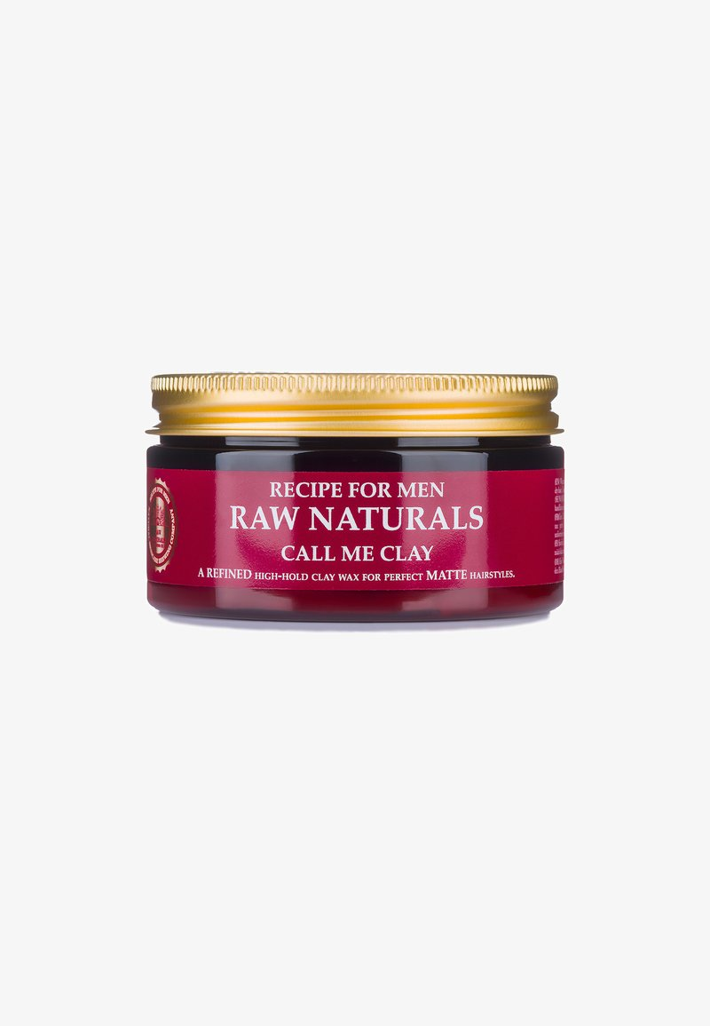 Raw Naturals - CALL ME CLAY - Hair styling - -