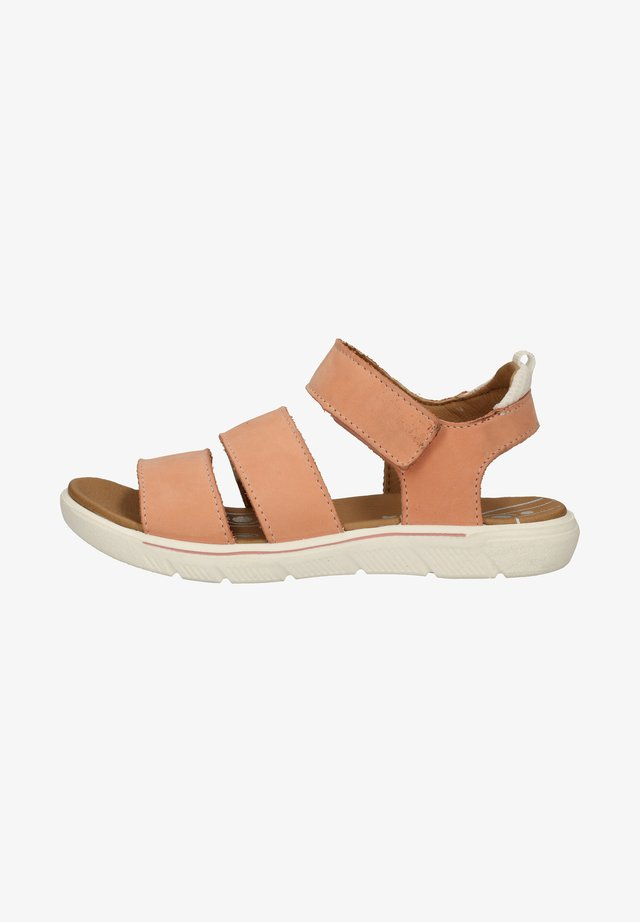 Sandales - peach