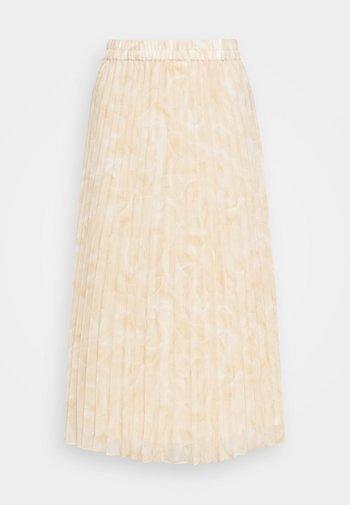 A-line skirt - summer