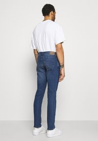 Blend - TWISTER  - Slim fit jeans - denim middle blue - 2