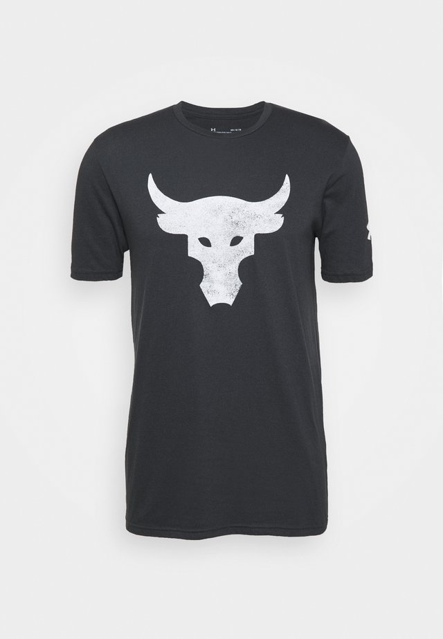 ROCK BRAHMA BULL - Print T-shirt - black