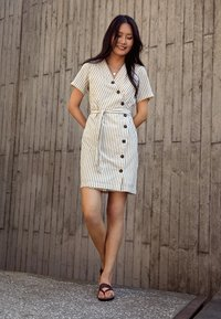 Esprit - Shirt dress - off white - 3
