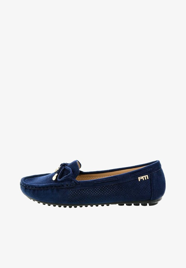 SAMPIERE - Mocassins - dark blue