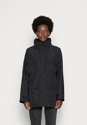 INDOOR ALTA - Summer jacket - black