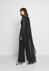 Lauren Ralph Lauren - CLASSIC COMBO - Jumpsuit - black - 2