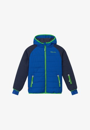 HAFJELL SNOW PRO UNISEX - Ski jacket - navy/med blue/green