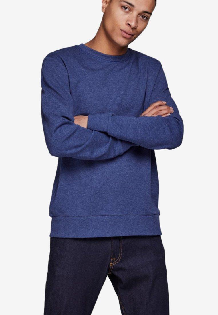 Jack & Jones - Sweatshirt - mottled blue