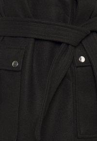 Vila - VILYCI RACHEL POCKET JACKET - Classic coat - black - 2