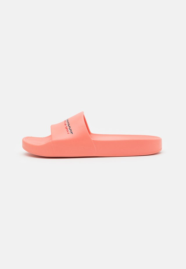 POOL SLIDE WOMEN 2 - Badslippers - orange
