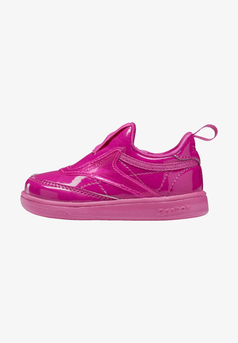 Reebok Classic - CLUB C SLIP ON III FOUNDATION TENNIS - Sneakers laag - pink