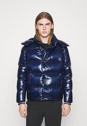 JACKET - Down jacket - colonia blu