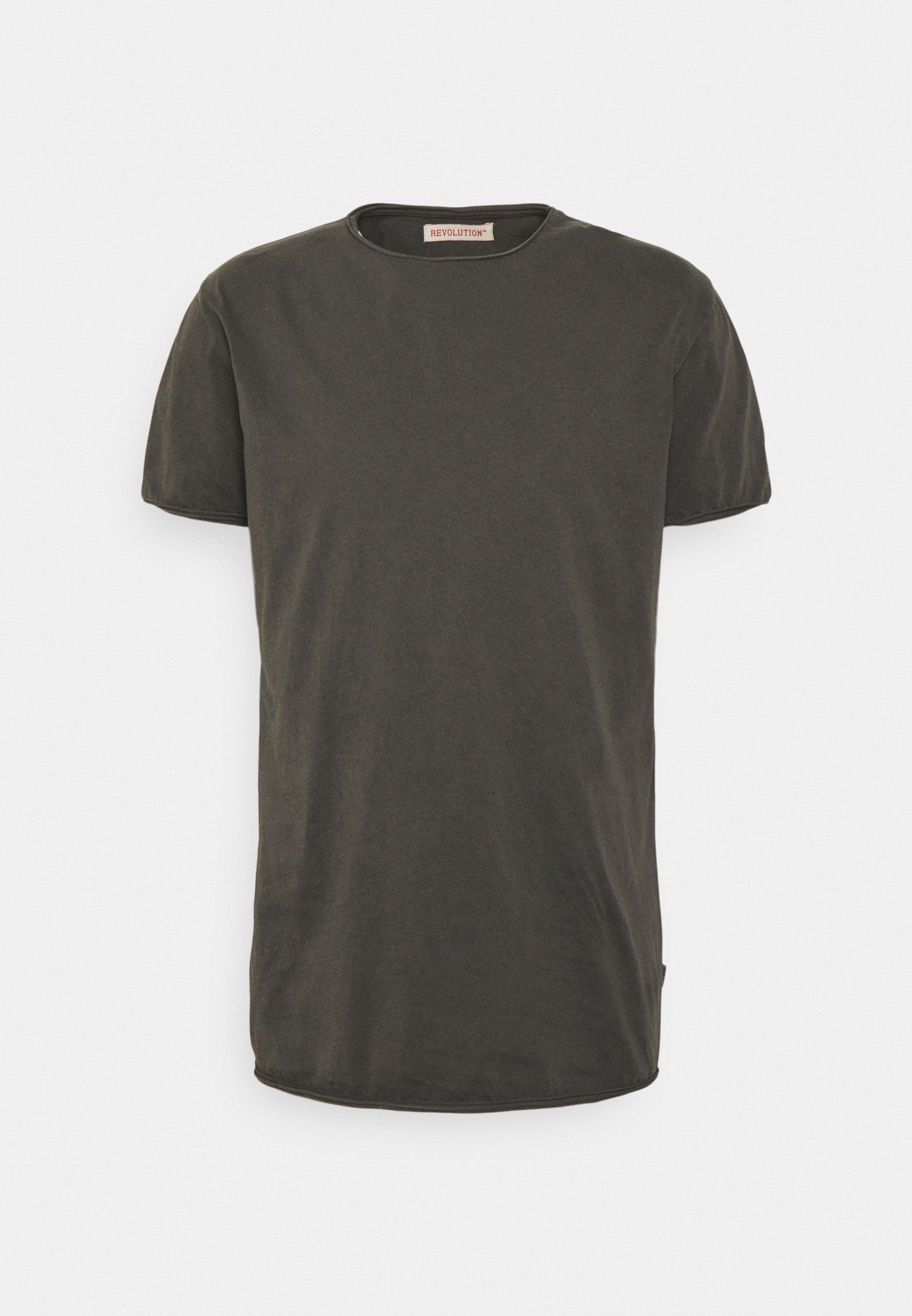 Men ROLL EDGE - Basic T-shirt
