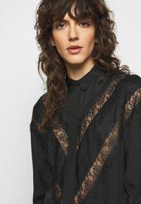 By Malene Birger - LUETA - Button-down blouse - black - 4