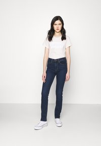 Levi's® - THE PERFECT TEE - T-shirt con stampa - scallop shell - 1