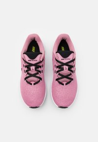 Nike Performance - RENEW RIDE 2 - Neutral running shoes - elemental pink/black/pink glow/cyber - 3