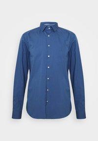 STRETCH SLIM - Formal shirt - blue
