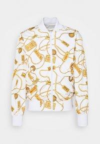 Versace Jeans Couture - JACKET - Blouson Bomber - white - 0