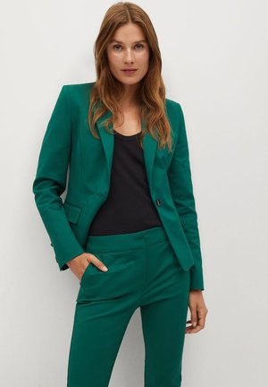 COFI7-N - Blazer - dark green