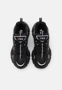 Fila - ELECTROVE  - Sneakers - black - 5