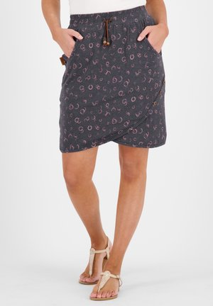 LUCYAK  - Puffball skirt - charcoal