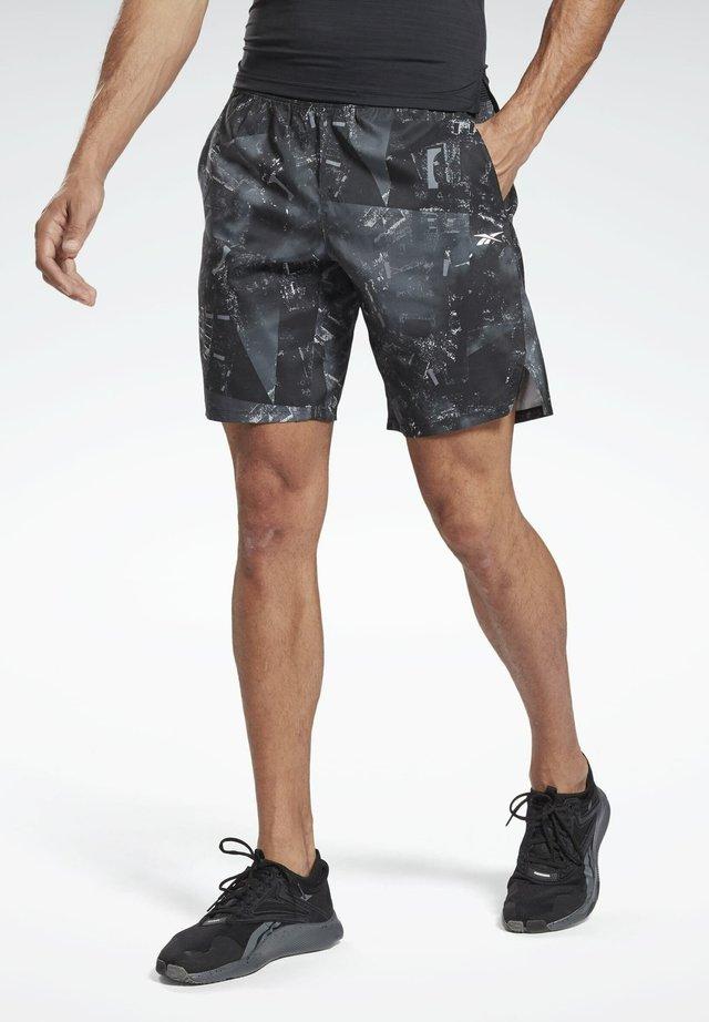 EPIC - Pantaloncini sportivi - black
