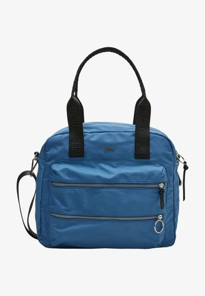 Handbag - smokey blue