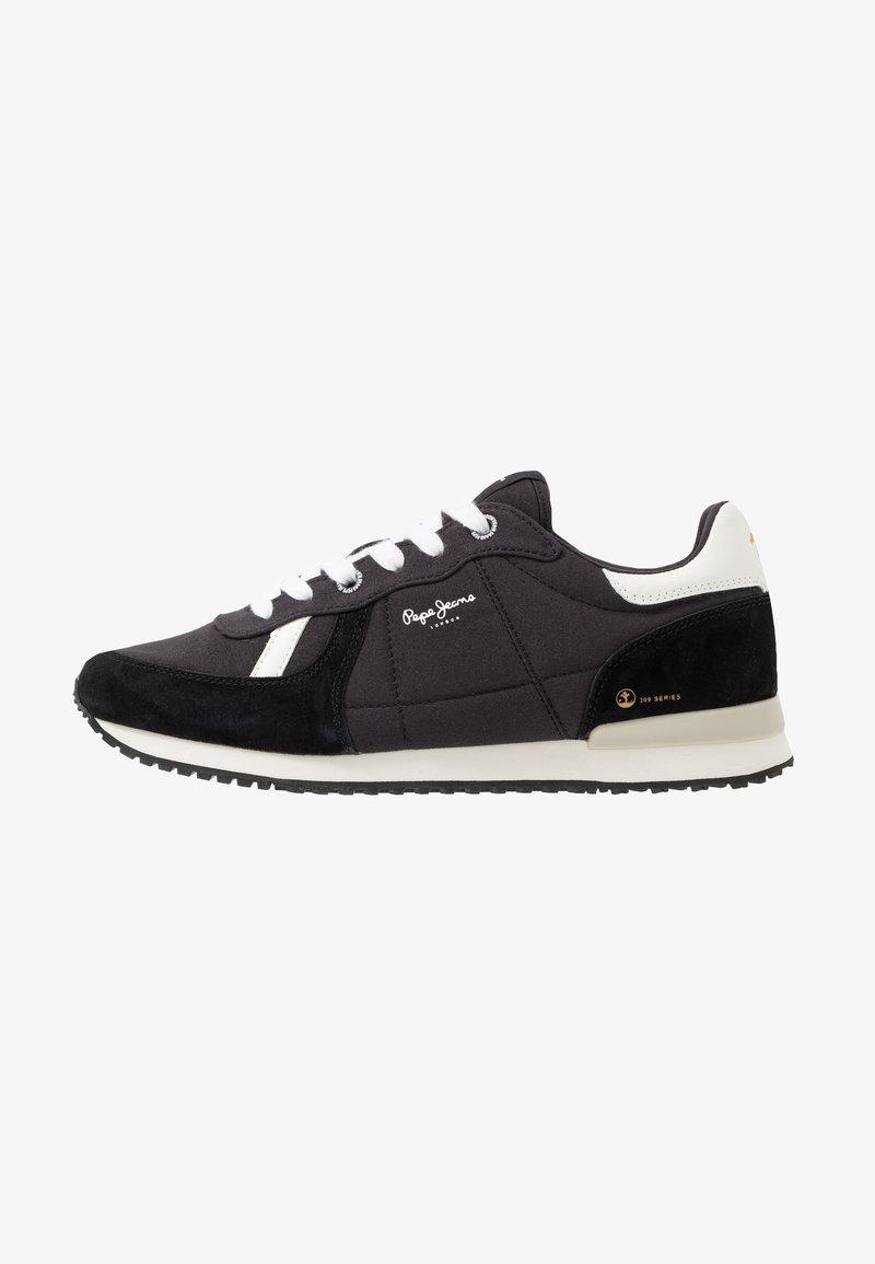 Pepe Jeans - TINKER JOGGER - Zapatillas - black