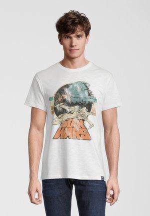 STAR WARS EMPIRE  - T-shirt print - weiß