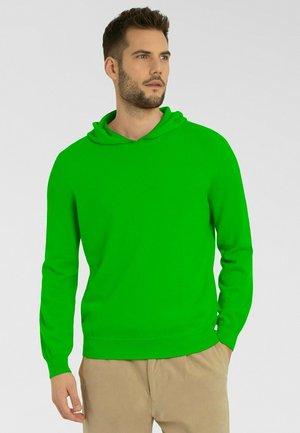 Hoodie - spring green