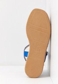 Kanna - JAMAICA - Platform sandals - galaxy mad borax - 6