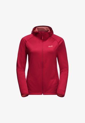 Training jacket - scarlet