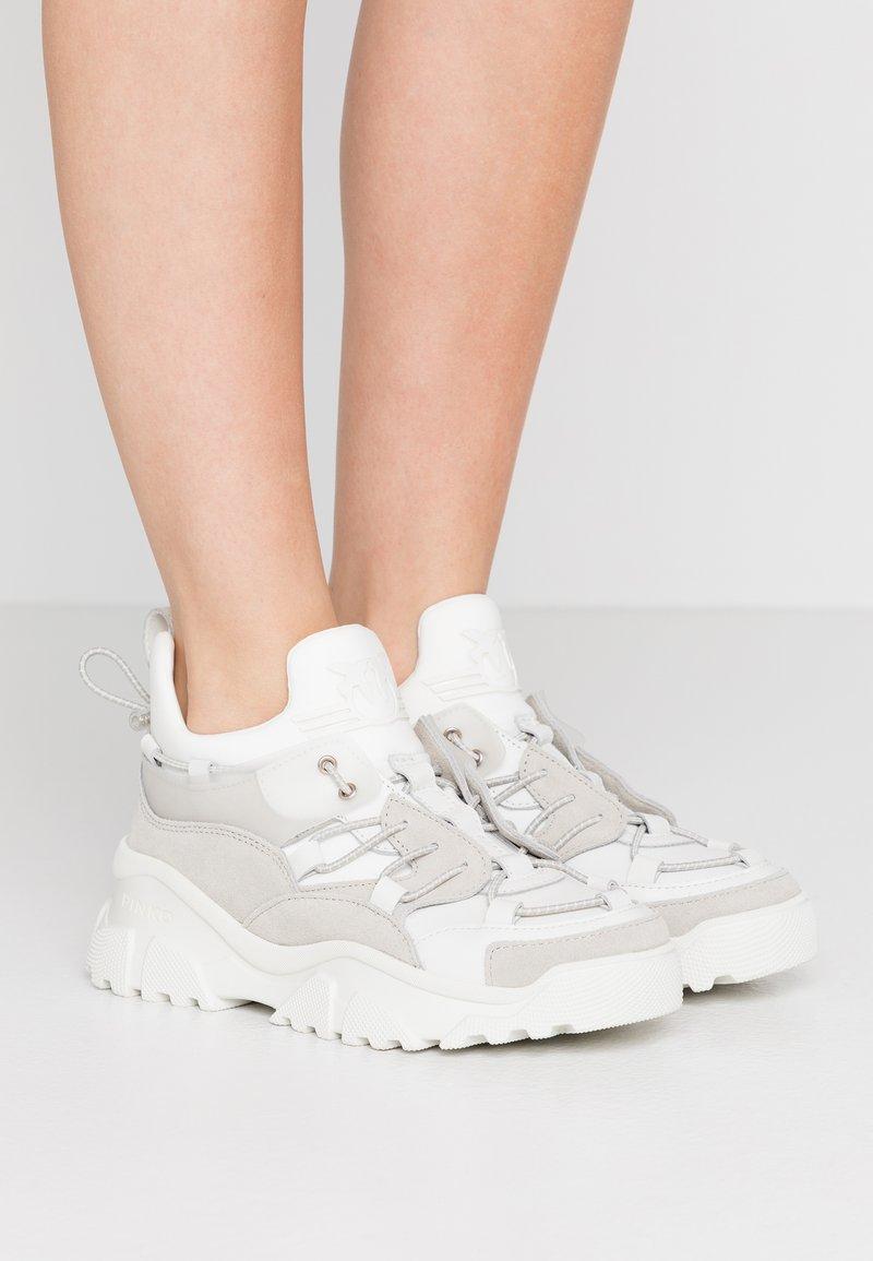 Pinko - CUMINO  - Trainers - bianco