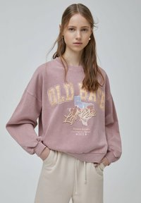 PULL&BEAR - Sweatshirts - rose - 0